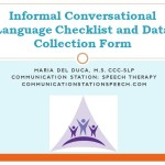 Conversational Language Checklist and Data Form1