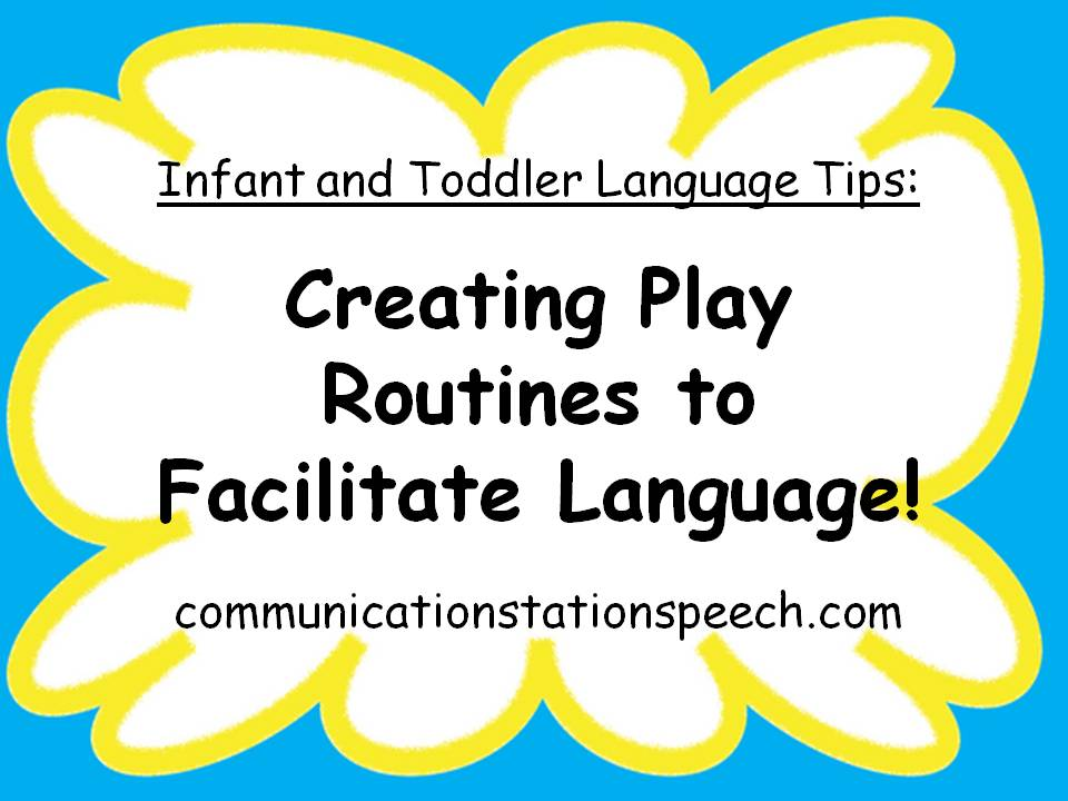 Creating Play Routines