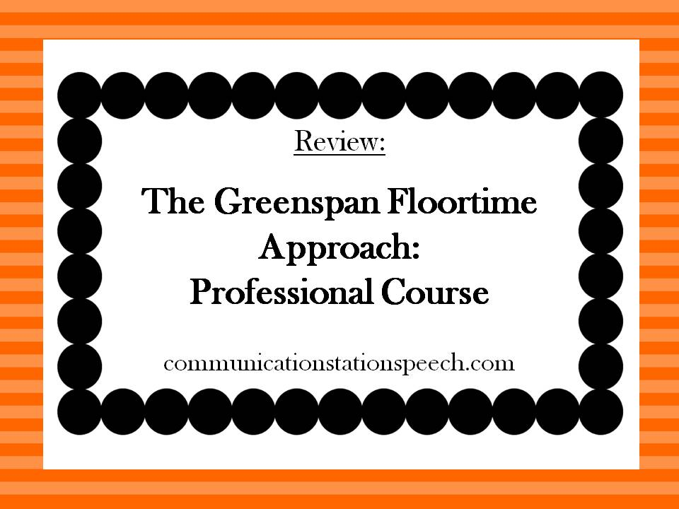 Floortime Professional course
