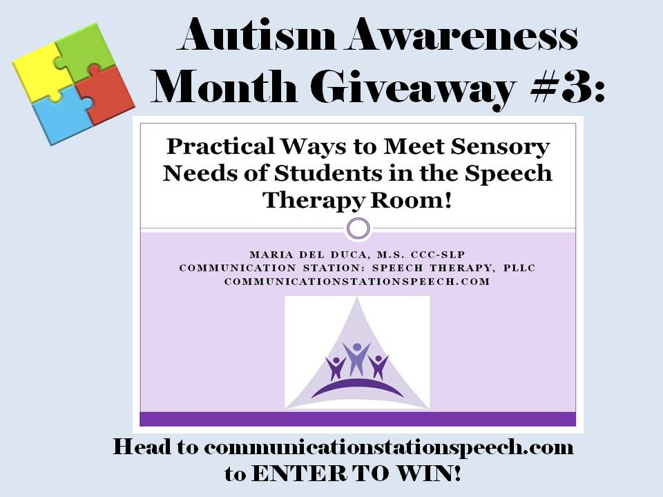 ASD month 2014 Giveaway 3