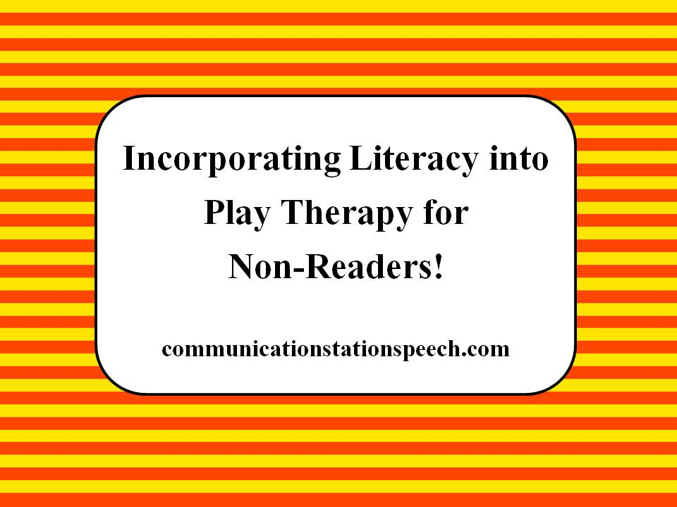 Literacy in Play Therapy