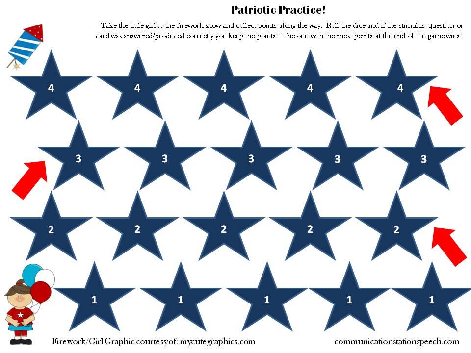 Patriotic Practice