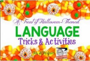 halloween language link up